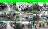Di fabbrica di prezzi portello di alluminio bianco puro della stoffa per tendine della toletta del comitato in pieno