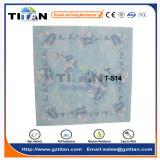 Горячий штемпелевать панели PVC штемпелюя фольги 60X60