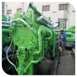 산업 발전기 전세계에를 위한 새로운 Lvhuan 500kw 졸작 나무 토막 생물 자원 Gasifier 발전기 세트 발전소