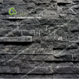 De zwarte Steen van de Cultuur van het Type van Nero Marquina Marmeren voor BinnenDecor