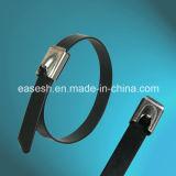 Type non-enduit d'échelle de Simple-Blocage serres-câble de solides solubles avec l'UL
