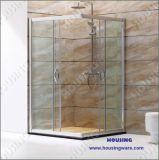 단순한 설계 유리제 샤워실