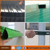 Largement appliquée frontière de sécurité de dépliement de treillis métallique de triangle efficace