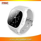 Bluetooth M26 Smartwatch para el androide Smartphones del IOS