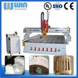 結合されたWwf2560木製のルーターCNC機械価格を切り分ける切断の彫版