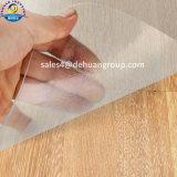 Половой коврик стула офиса PVC для ковров кучи