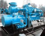 комплект генератора газа биомассы Biogas Genset молчком сени оборудований силы двигателя внутреннего сгорания метана 15kw-3MW электрический