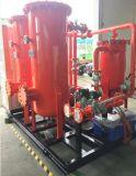 trabalho do gerador do gás do CHP 30kw para a exploração agrícola com Ce e certificado do ISO