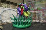 Горячее Product Giant Inflatable Flower Chain для Wedding Decoration