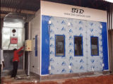 Btd Auto Spray Booth con CE Mark, Professional Manufacture