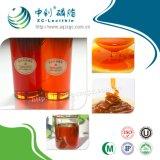 La lecitina de soja Fabricantes / Fábrica -Petróleo soluble transparente lecitina de soja GMO y no GMO