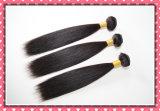 9A Armadura reta do cabelo virgem brasileiro