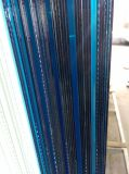 стекло 6.38mm голубое PVB прокатанное