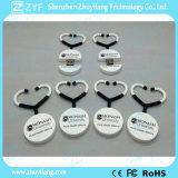 Lecteur flash USB fait sur commande de stéthoscope de PVC de cadeau médical (ZYF1004)