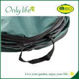 Le vert d'Onlylife sautent vers le haut le récipient d'entreposage résistant compressible de l'eau de sac pliable de jardin
