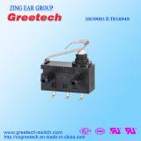 Fabrication de la Chine de commutateur micro d'oreille de Zing avec le commutateur de G3 de poste