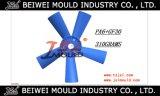 Muffa di plastica della pala del ventilatore del motore dell'automobile