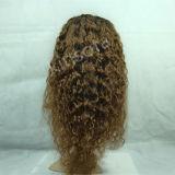 Парики 150% шнурка человеческих волос передние