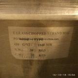 Tipo desbastado 450g do pó da esteira da costa do vidro de fibra do E-Vidro