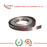 Fournisseur Resistohm de bande de qualité 80 Ni80cr20 pour les éléments de chauffe électriques