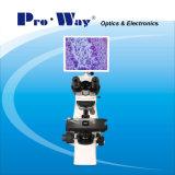 Microscope biologique Ecran LCD professionnel vidéo numérique avec le logiciel (PW-BK5000LCD)