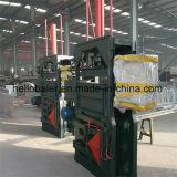 Macchina idraulica della pressa-affastellatrice per carta straccia