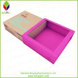 Vakje van de Chocolade van de Gift van het Document van Kraftpapier van de luxe het Vouwbare Verpakkende