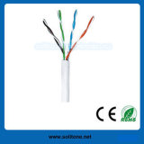 Cable sólido de CAT6 UTP/FTP/SFTP Cable/LAN/cable de la red