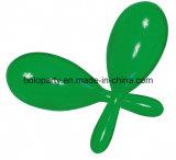 De kleurrijke Partij Maracas Kleurrijke Plastic Maracas van de Levering van China Plastic In het groot