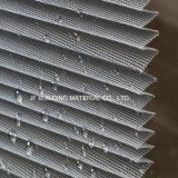Het Netwerk van het Scherm van het Insect van het Plissé van de Polyester van de Glasvezel van pp