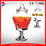 De Kruik van de Automaat van de Drank van de Drank van het glas met Kraan in Uitstekende kwaliteit