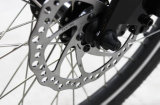 Велосипед 20 дюймов складной электрический