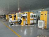 Máquina de cristal rotatoria de la decoración de 6 colores con el sistema ULTRAVIOLETA