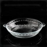 Ciotola di cristallo del diamante privo di piombo di 100% & piatto trasparenti Sx-012