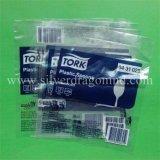 Hohe transparente pp.-Plastikvorsatz-Beutel für Spielwaren