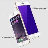 Vetro Tempered della fibra del carbonio per gli accessori del telefono di iPhone iPhone6/6p/7/7p