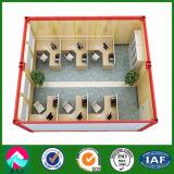 Het geprefabriceerde Standaard20FT Bureau van de Container met Ce, Certificaat CSA&as