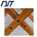 Im Freien einfacher rechteckiger beiläufiger faltender beweglicher Bambustisch