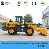 Затяжелитель Luqing Китай колеса Zl30 3.0ton новый