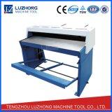 Elektrische scherende Maschine der Prüftisch-Platten-Ausschnitt-Maschinen-EBQF01-1.25X650