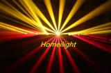 مرحلة تجهيز [280و] [لد] متحرّك رئيسيّة حزمة موجية ضوء [3ين1] ضوء متحرّك رئيسيّة