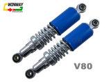Ww-6212 기관자전차는 V80를 위한 후방 완충기를 분해한다