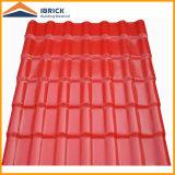 PVC都市常駐員の収容のためのプラスチックタイルAsaの樹脂のタイルを古風にしなさい