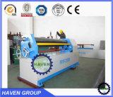 Machine de roulement asymétrique de plaque, machine à cintrer de feuillard de trois rouleaux