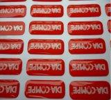 Стикер PVC слипчивого магнита холодильника декоративный