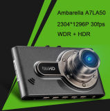 "2.7 "" LCDの手段DVR運転のカムコーダーのイベントのデータ記録機"
