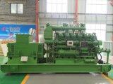 De industriële Reeks van de Generator van de Elektrische centrale van de Turbine van het Gas van de Aard van Lvhuan 500kw van de Macht van Generators Groene met Met water gekoeld en CHP