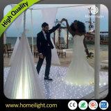 結婚式の装飾16FT*16FT LED Starlit LEDのダンス・フロアLEDのダンスのFfloorライト