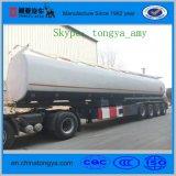 2016 de Nieuwe Aanhangwagen van de Tanker van de Brandstof van Vier As met Één omhoog Lift van de As