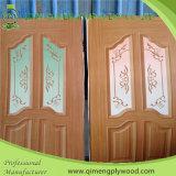 Contre-plaqué de peau de porte de polyester des prix concurrentiels de Linyi